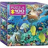 Eurographics Journey of The Sea Turtle Mini Puzzle (100-Piece)
