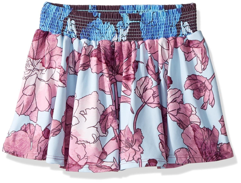 Maaji Girls Printed Smocked Waistband Cover Up Skirt