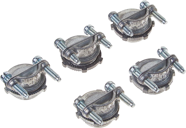 NBK MJC-65-BL-1 1//2-1 1//2 Jaw Flexible Coupling 1-1//2 and 1-1//2 Bore Diameters Set Screw Type Aluminum A2017