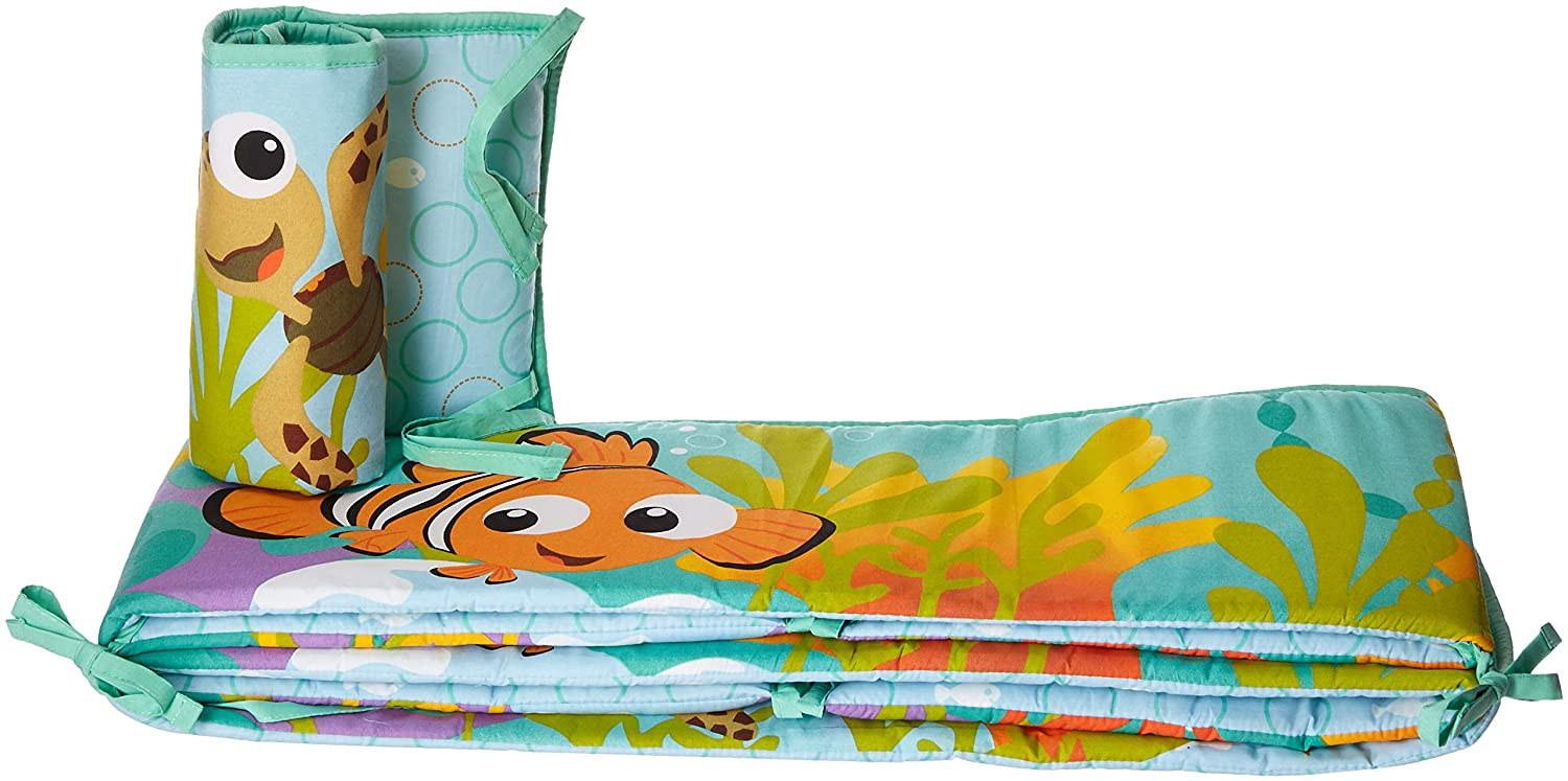 Disney Finding Nemo Traditional Bumper Crown Crafts Infant Products 8430002