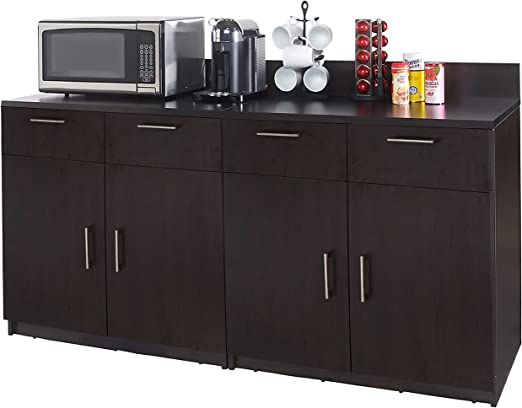 Amazon.com: Muebles de cocina para el almuerzo de la cocina ...