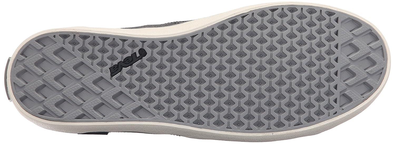 Teva Womens W Freewheel Washed Canvas US|Black/Grey Shoe B019M77FDG 11 B(M) US|Black/Grey Canvas 349bf8