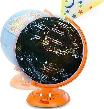 Amazon.com: Little Experimenter Globe for Kids: Globo ...