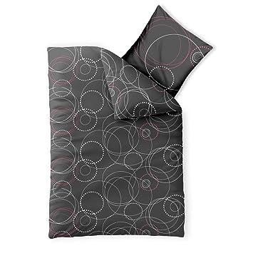 Aqua Textil Trend Cariba Bettwäsche 2 Teilig 155x220 Baumwolle