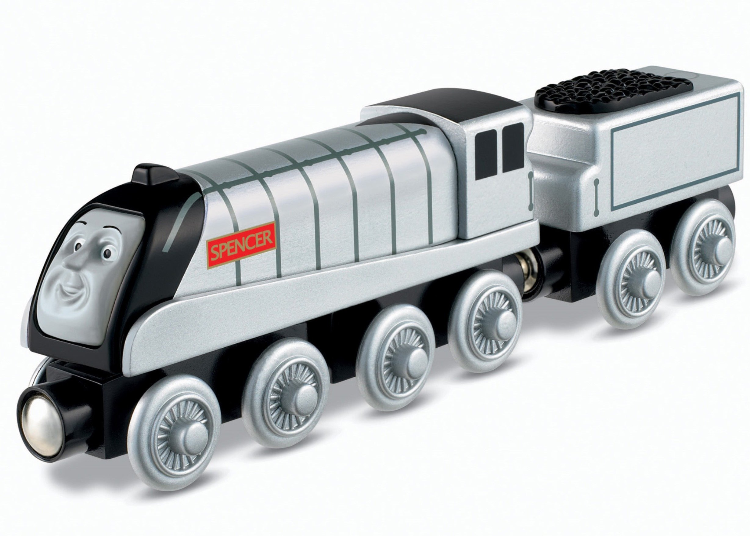 Thomas & Friends Fisher-Price Wooden Railway, Spencer