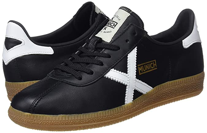 Amazon.com | MUNICH Unisex Adults Barru Low-Top Sneakers | Fashion Sneakers