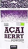 Purasana - Poudre De Baies D´Acai Açai Berry Powder Bio-Be-02 - 100 G