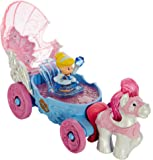 Fisher-Price Little People Disney Princess Cinderella's Lights & Sounds Carriage