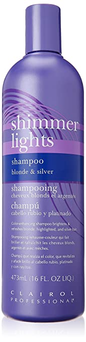 Clairol Professional Shimmer Lights Shampoo Review