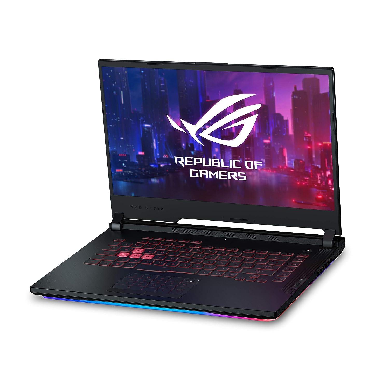 "Asus ROG Strix G Gaming Laptop, 15 6"" 120Hz IPS Type Full HD, NVIDIA  GeForce RTX 2060, Intel Core i7-9750H, 16GB DDR4, 512GB PCIe Nvme SSD, RGB  KB,"