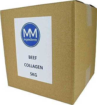 Colágeno hidrolizado de carne de vaca 5Kg: Amazon.es: Salud y ...