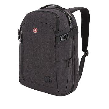 Swissgear bolsa mochila, Gris Color, se adapta a la mayoría ordenadores para portátil de 15: Amazon.es: Electrónica