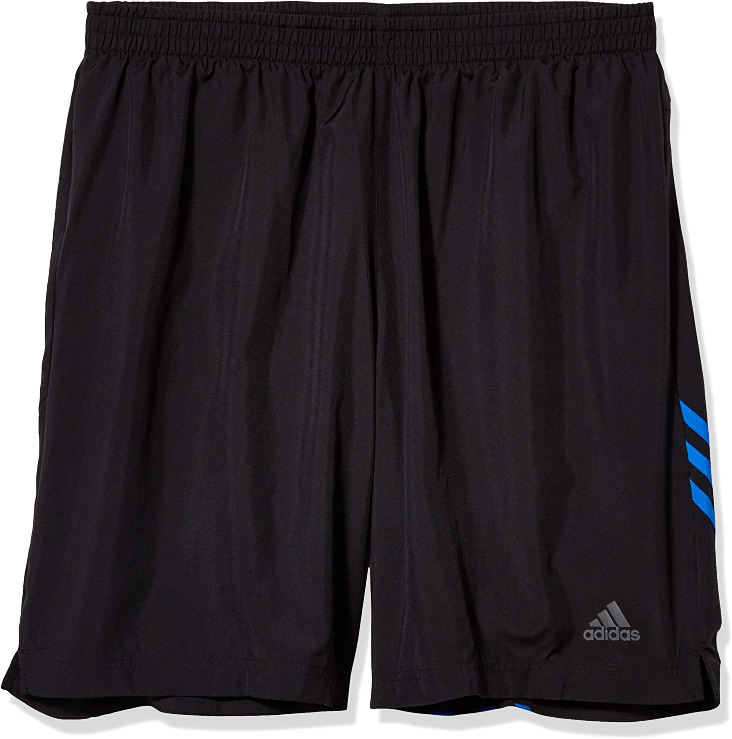 adidas Run It Short 3 Stripe Men Shorts