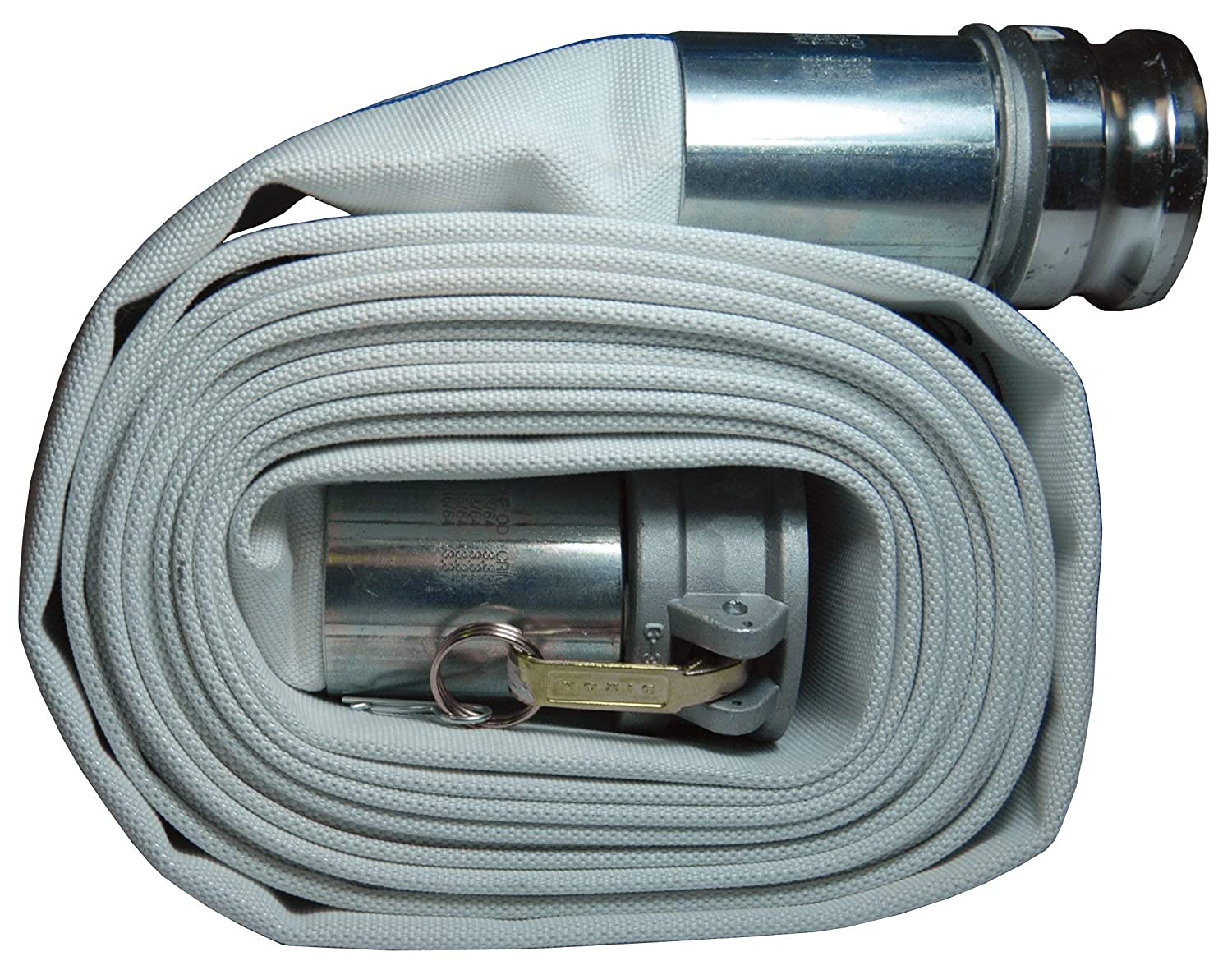Ends 25 Length Dixon M30-25GAX Synthetic Mill Hose Assembly W//Global Aluminum Cam and Groove C and E 3 ID 112 psi