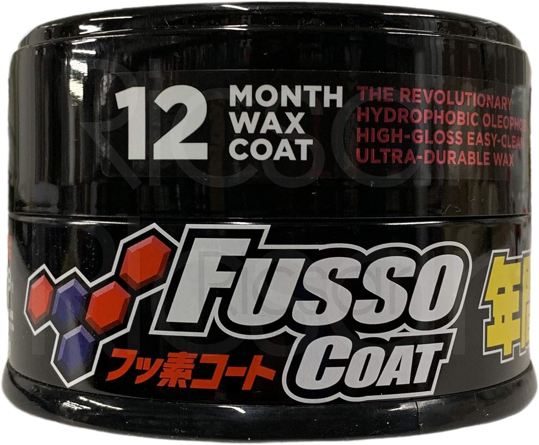 Fusso Coat 12 Months Dunkele Lacke 200g Auto
