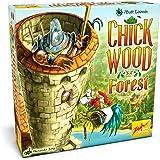 Noris Famillienspiele 601105115 Chickwood Forest