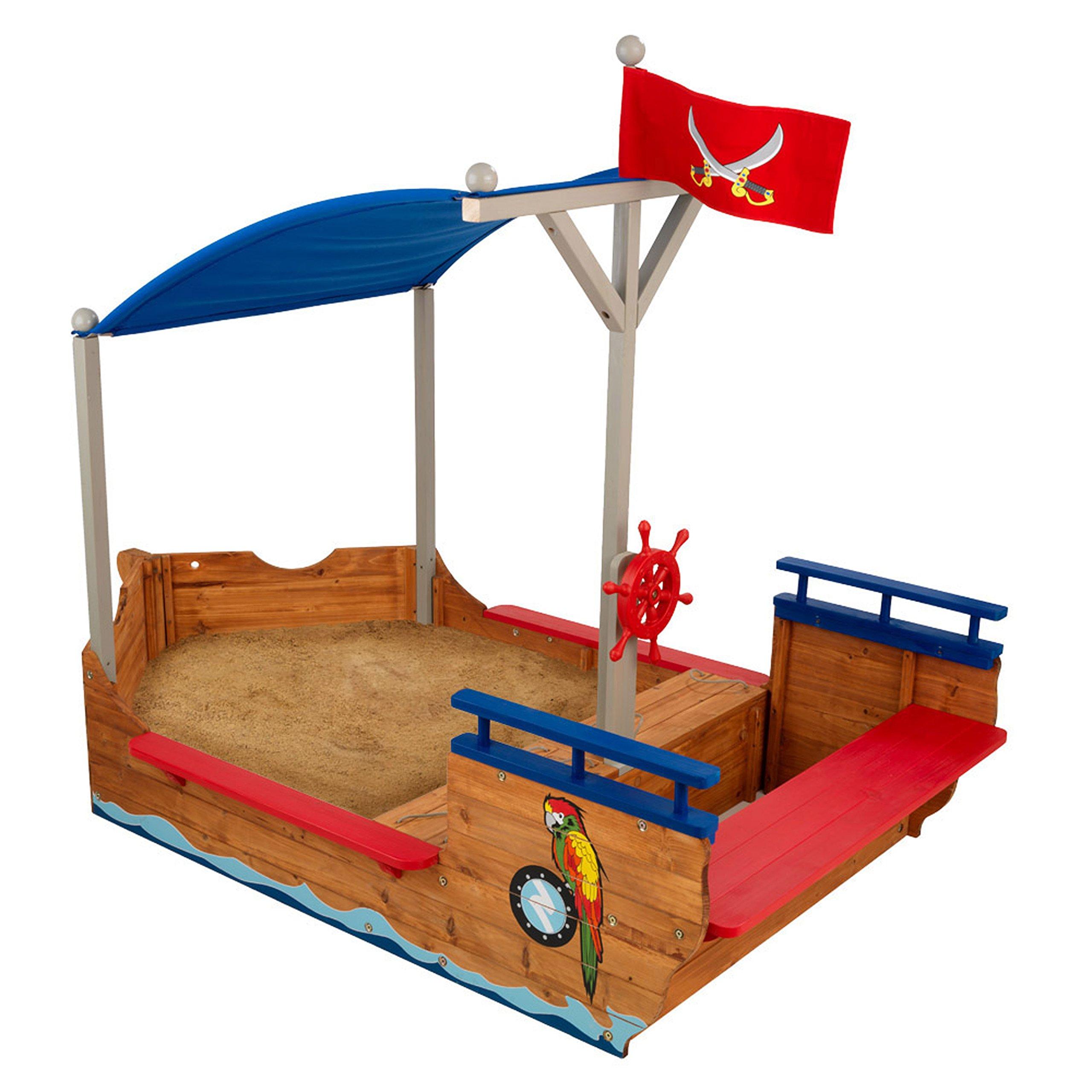 KidKraft Pirate Sandboat by KidKraft