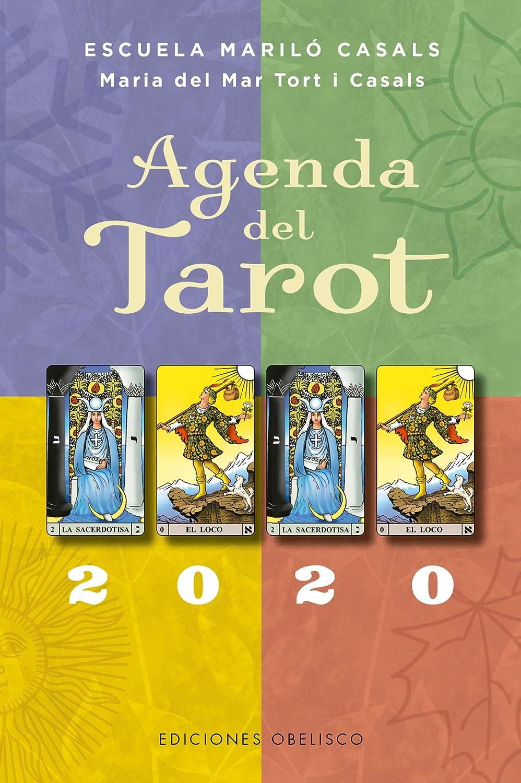 Agenda del Tarot 2020: Tort I Casals, Maria Del Mar: Amazon.es: Oficina y papelería