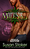 Justice for Milena (Badge of Honor: Texas Heroes Book 10)
