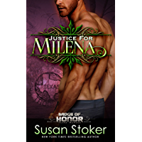 Justice for Milena (Badge of Honor: Texas Heroes Book 10) (English Edition)
