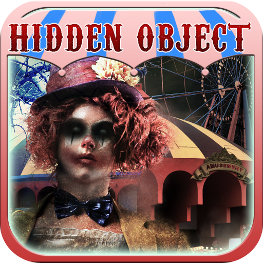 Hidden Object - Creepy (Halloween Hidden Word Search)