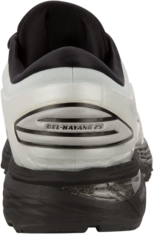ASICS Gel-Kayano 25 Men's US|Glacier Running Shoe B077MQ66CN 8.5 2E US|Glacier Men's Grey/Black 27fd37