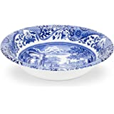 Spode Blue Italian Cereal Bowl,  Set of 4
