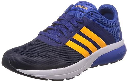 adidas neo men's cloudfoam flow shoe