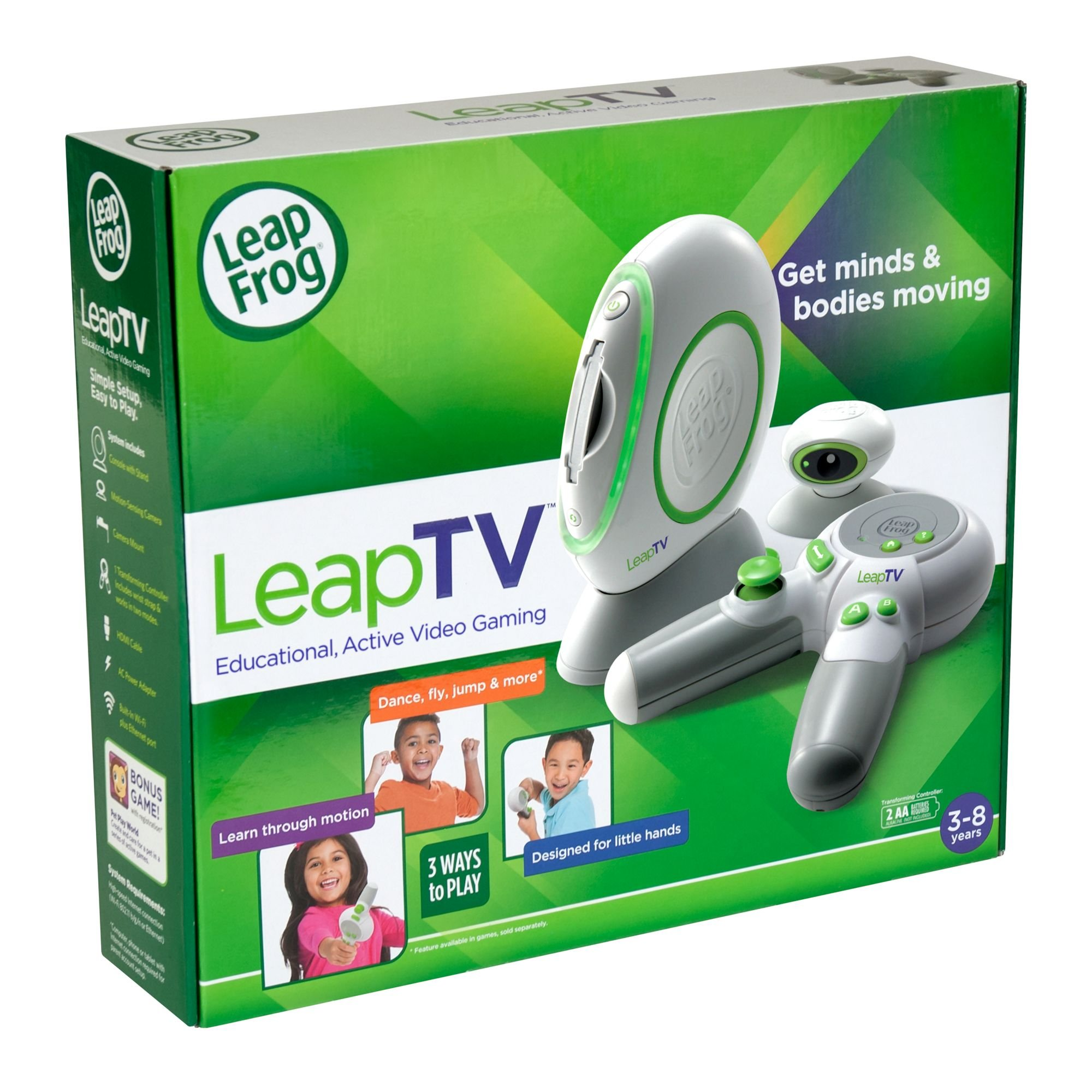 LeapFrog LeapTV Educational Gaming System(Discontinued by manufacturer) by LeapFrog (Image #17)
