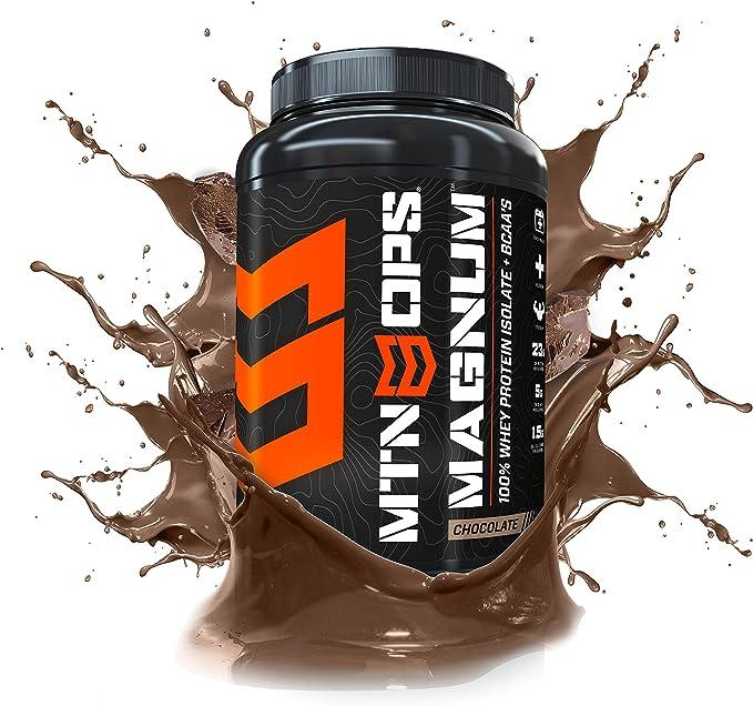 Magnum Whey - Polvo para proteínas después del Entrenamiento ...