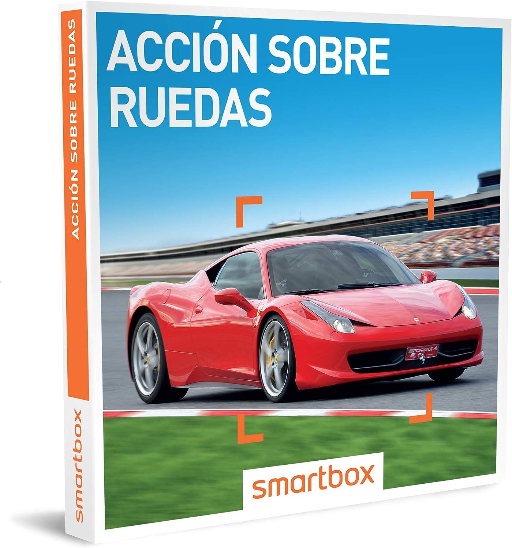 smartbox accion sobre ruedas