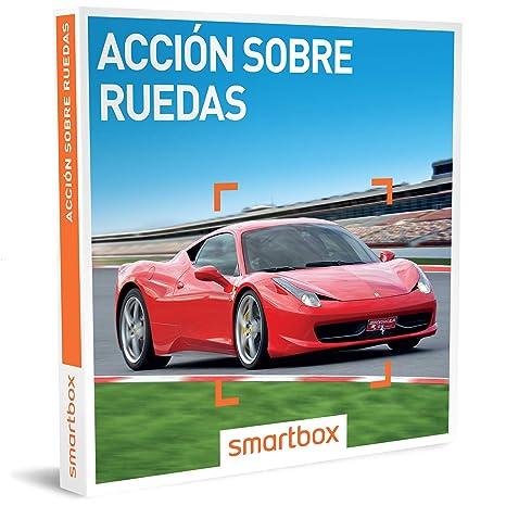 Smartbox - Caja Regalo - ACCIÓN Sobre Ruedas - 147 centros para Conducir un Porsche,