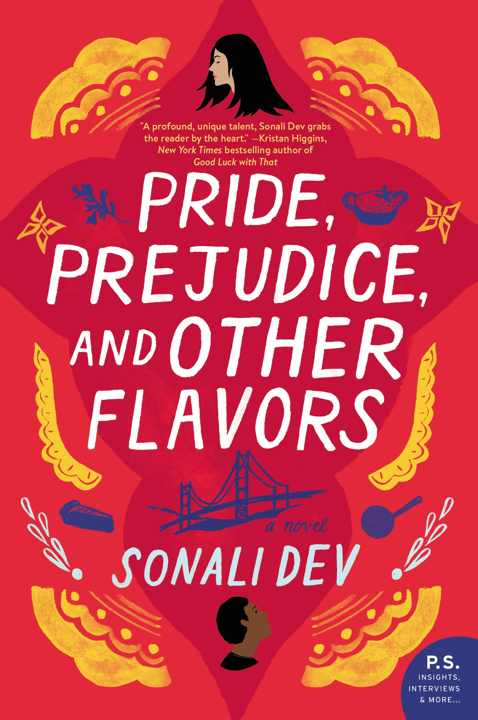 Image result for pride prejudice and other flavors by sonali dev