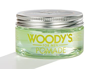 Amazoncom Woodys Pomade 34 Ounce Woodys Hair Products Beauty