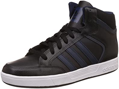 new product c0bf6 eb7fc adidas Varial Mid, Baskets Hautes Homme, Noir (Core Black Collegiate Navy