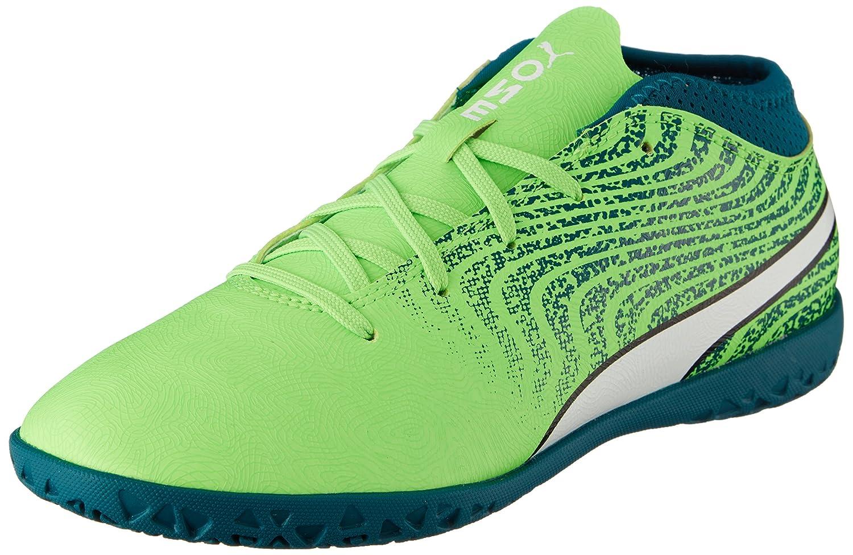 Puma One 18.4 IT Jr, Chaussures de Football Mixte Enfant 104559