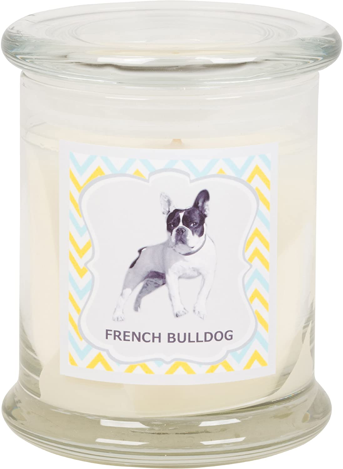 Aroma Paws Breed Candle Jar 12-Ounce French Bulldog