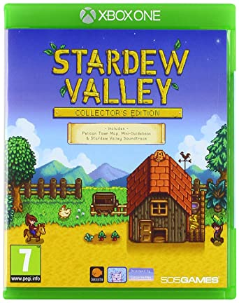 Stardew Valley Collector's Edition (Xbox One): Amazon co uk