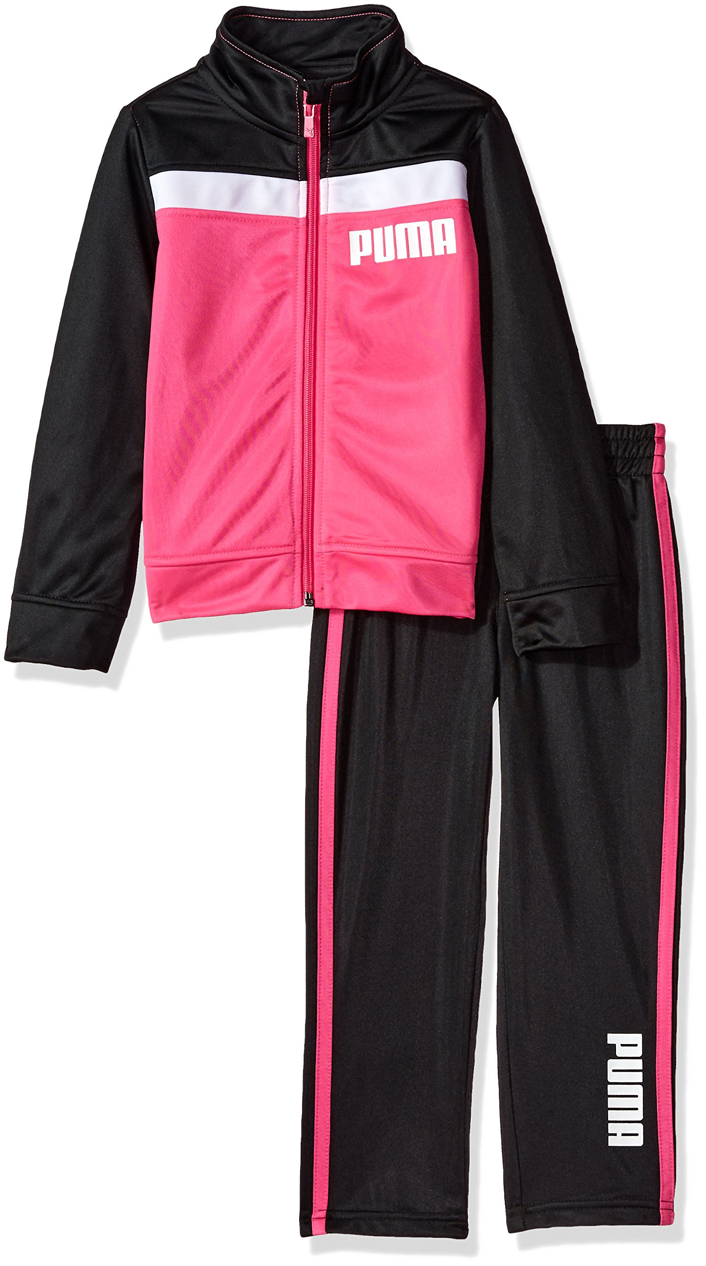 PUMA Girls Tricot Tracksuit Set product image