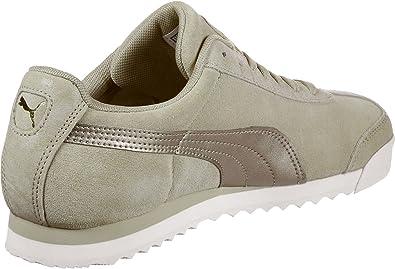 PUMA Roma Classic Met Safari, Sneakers Basses Femme: Amazon