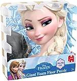 Disney – La Reine des Neiges – Puzzle Géant en Mousse 90x90 cm