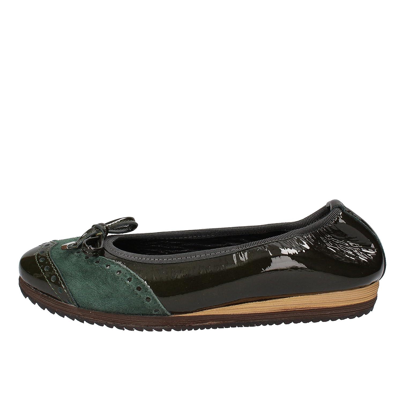 - CALPIERRE Flats-shoes Womens Green
