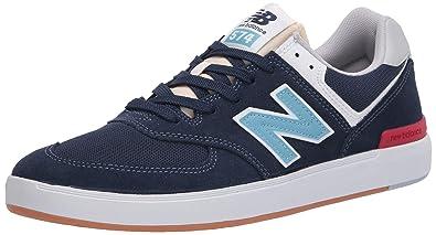 new balance hombre 574 azul marino