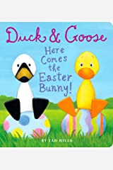 Duck & Goose, Here Comes the Easter Bunny! Kindle Edition