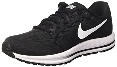 new concept a2df3 1a678 Nike WMNS AIR Zoom Vomero 12, Chaussures de Running Femme, (Noir Anthracite