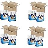 Scott Tube Free Toilet Paper, 48 Count MkRmGO, 4 Pack