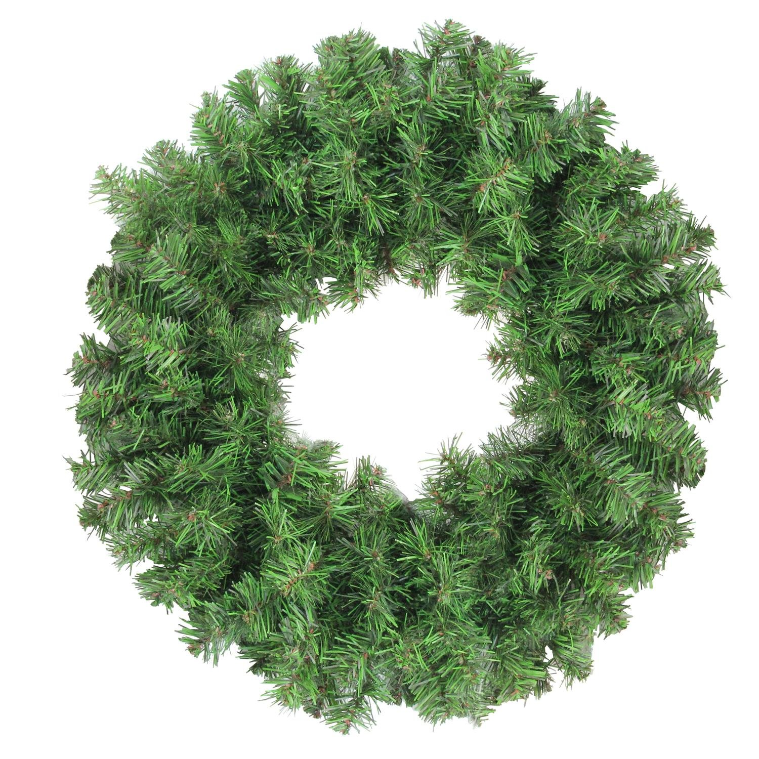 Northlight Colorado Spruce 2-Tone Artificial Christmas Wreath, Green V03943