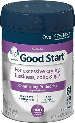 Gerber Good Start Soothe Non-GMO Powder Infant Formula