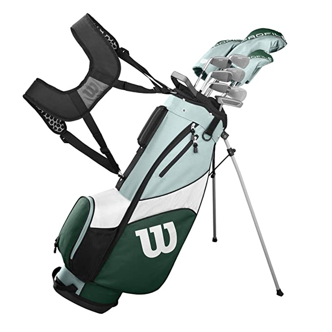 Wilson Golf Profile SGI Womens Complete Golf Set with Bag ...