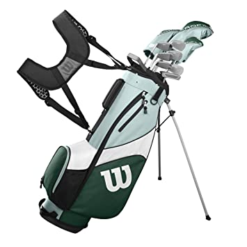 Amazon.com: Wilson Golf Profile SGI - Juego completo de golf ...